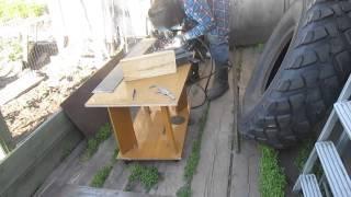 станок для шлако-бетонных блоков своими руками(, 2015-09-17T04:52:32.000Z)