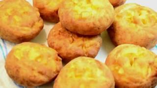Crispy Doughnuts With Apple Without Oven   Apple Donuts   Apfel-Berliner   Neetu Suresh