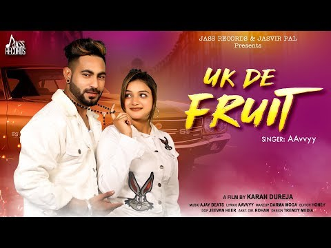 Uk De Fruit | (Full HD) | Aavvyy | New Punjabi Songs 2020  | Jass Records - Download full HD Video mp4