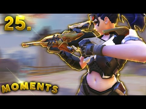 Thumbnail: CRAZY WIDOW PREDICTION..!! | Overwatch Daily Moments Ep. 25 (Funny and Random Moments)