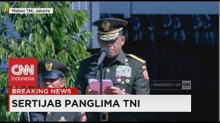 Download Video Pesan Jenderal Gatot Nurmantyo di Sertijab Panglima TNI MP3 3GP MP4