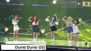 레드벨벳 Red Velvet [4K 직캠]Dumb Dumb 덤덤@20160907 Rock Music