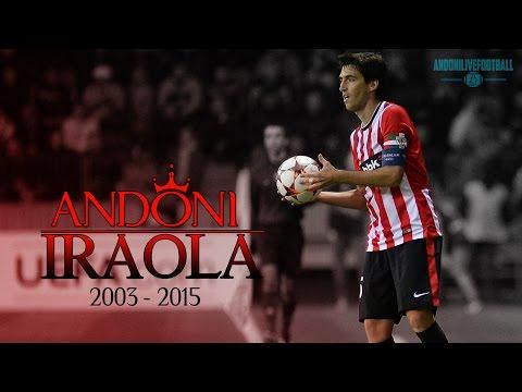 | Tributo Andoni Iraola | 15 | ● LEGEND ● | ► Leyendas Athletic Club | [HD]