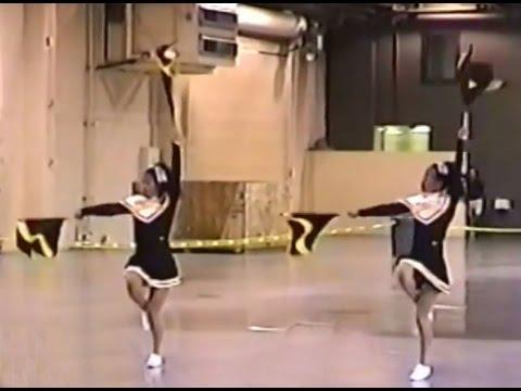 Melanie & Maria - Bishop Montgomery High School Short Flags (Duet) @ 2004 Sharp Camp