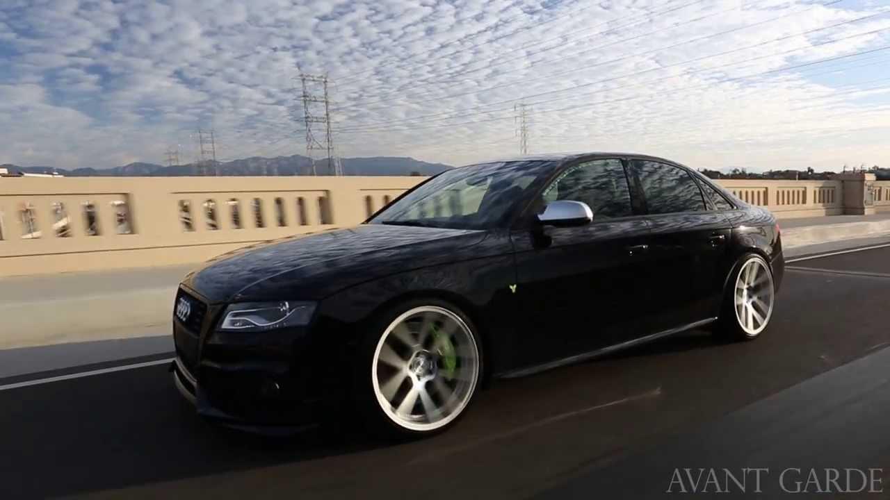2010 Audi S4 On 20 Quot Avant Garde M510 Ag Wheels Youtube