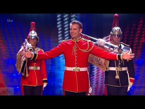Britain's Got Talent 2017 Live SemiFinals Results Night 4 Magician Richard Jones S11E15