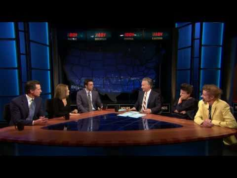 Real Time With Bill Maher: Overtime - Episode #204