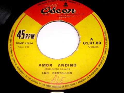 Los Destellos - Amor Andino - Y No Se Ve