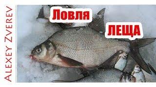 Зимняя ловля ЛЕЩА. Зимняя рыбалка. Как Поймать Леща. Ловля Леща со льда. Ловля Леща зимой.