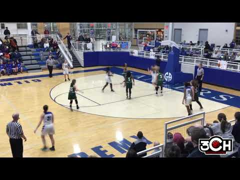 Lauryn Stover 2018-2019 Season Highlights - Gilmour Academy | Class of 2022