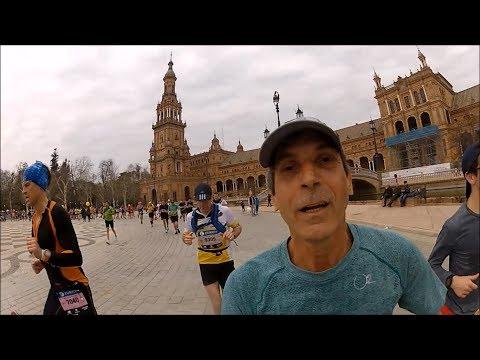 Maratona de Sevilha - Zurich Maratón Sevilla - 2018