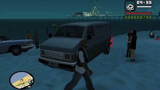 GTA San Andreas - Life's a Beach (OG LOC Mission #1) - from Starter Save - Method #2 No Dancing