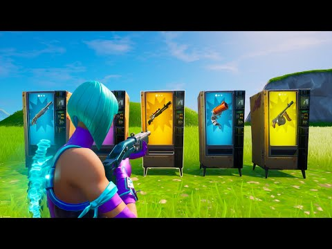 How To GET Unreleased Items In Your Island With This NEW Fortnite Gltich