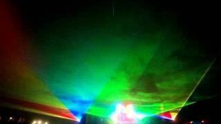 Laser Beam Factory (Tocadisco no Palco)  XXXPERIENCE CWB 2011