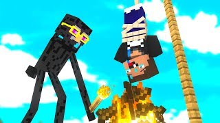 Monster School : GRANNY CHAPTER 2 CHALLENGE / Valentines Day / Enderman Life - Minecraft Animation
