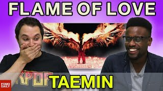 """Download Video Taemin """"Flame Of Love"""" • Fomo Daily Reacts MP3 3GP MP4"""