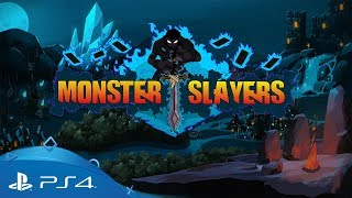 Monster Slayers | Trailer | PS4