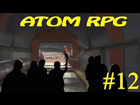 ATOM RPG ► Удар в спину ► №12