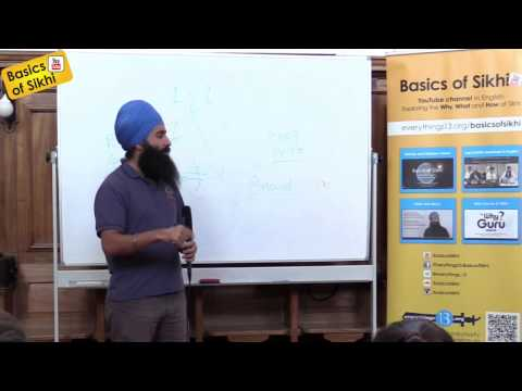 Introduction to Sikhism @ English private school - Talk + Q&A