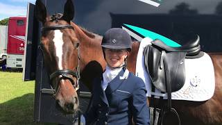 Chilham Castle CIC* Sea Summer Clover  29/30 July 2017