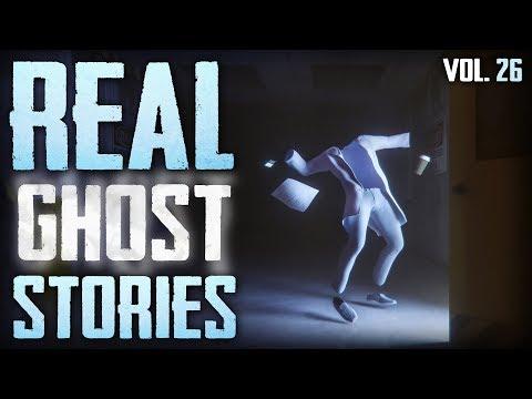 Paranormal Investigators & Cherokee Warnings   10 True Scary Ghost Horror Stories (Vol. 26)