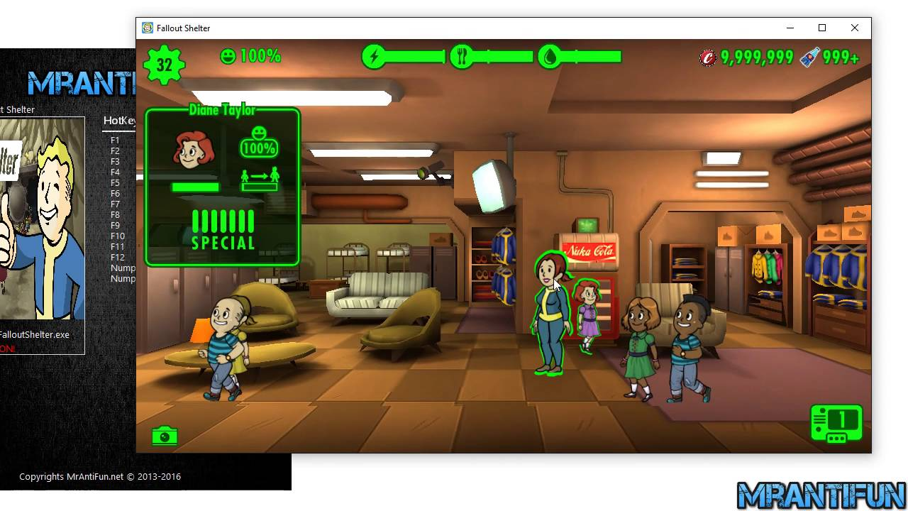 Fallout Shelter: how to give birth to a child and other secrets of the game