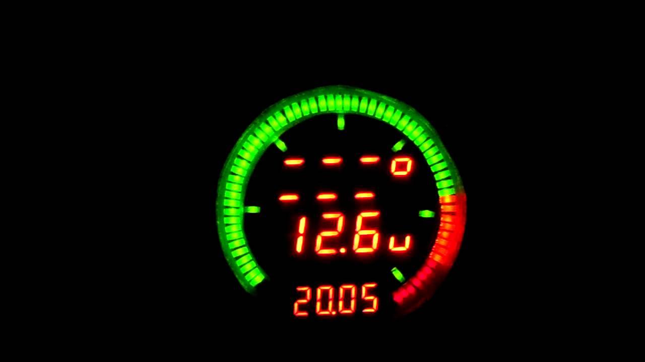 6 мар 2017. Обзор и проверка часы + вольтметр + термометр vst-7042v замена штатных часов ваз 2103, 2104, 2106, 2107 группа вк: