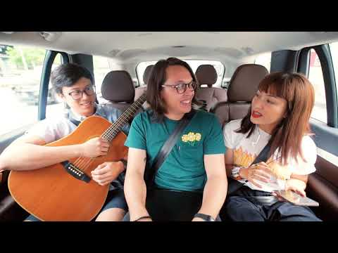 Buro Backseat: Stopgap perform their song 'Bender' and Haddaway's 'What Is Love'