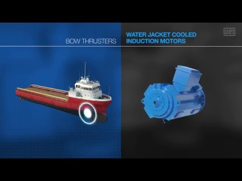 WEG Solutions for the offshore Industry