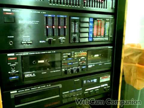 Vintage yamaha stereo system youtube for Yamaha stereo systems