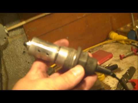 chevy actuator 4×4 front axle diy fix off road use