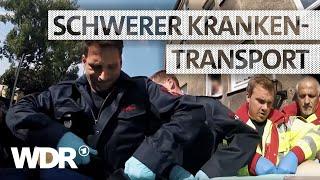 Feuer & Flamme | Tragehilfe für den Rettungsdienst | WDR