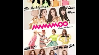 Mamamoo + You = The Movement #fan2promoter