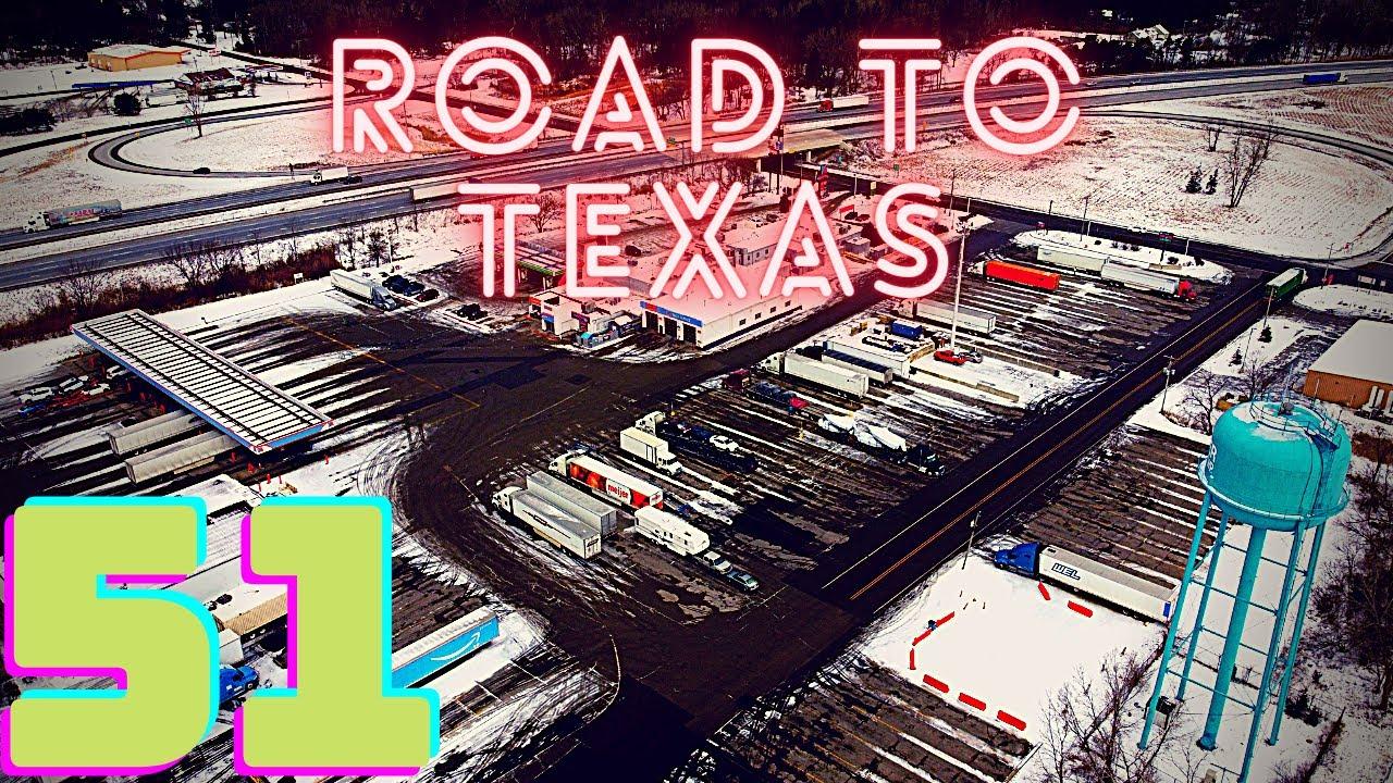 Kelias I Texas'a. Amerika Kelyje #51