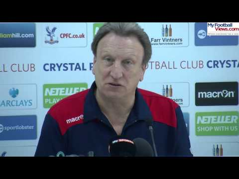 Palace boss Neil Warnock plans January signings