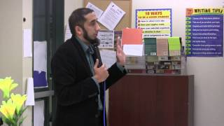 "The ""Kill Them Where You Find Them"" Verse Explained -- Nouman Ali Khan @ ICI"