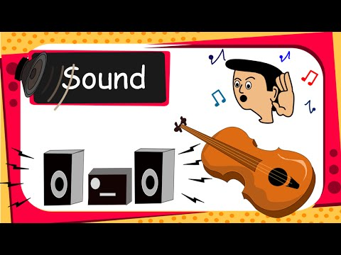 Science - Sound - What is Sound and how sound is produced