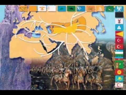 Turkic history - Turkic world