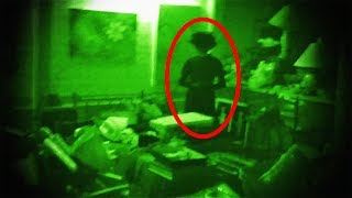11 Haunted Basement Ghost Sightings Caught on Tape