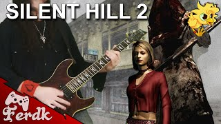 "Silent Hill 2 - ""Theme of Laura"" 【Metal Guitar Cover】 by Ferdk"