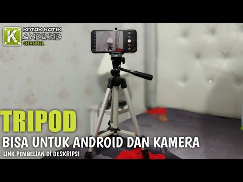Tripod Keren Harga 50 Ribuan Bisa Untuk Hp Android