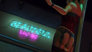 GTA 5 Online - STRIP CLUB SQUAD!