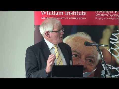Part 3 Federalism, Education Provision and the Common Good: Mr Bill Daniels