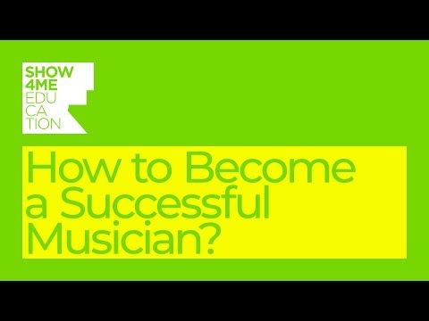 How to Become a Successful Musician? - Introduction