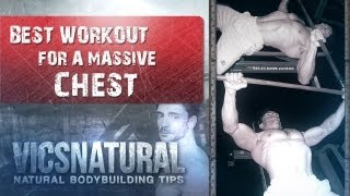 My Chest Workout - Victor Costa Pumping Chest Routine