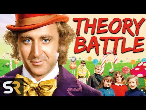 """Was Willy Wonka's """"Golden Ticket"""" Contest A Lie? [Theory Battle]"""