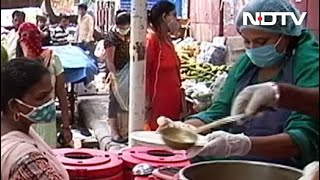 Akshaya Patra Foundation Provides Meals For Migrants And Daily Wage Workers