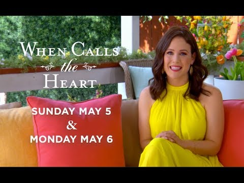 When Calls The Heart Returns - Two Episodes Two Nights In A Row
