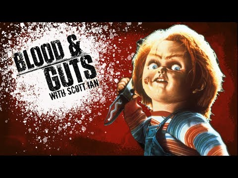 CHUCKY Cuts to it w Tony Gardner: Blood and Guts with Scott Ian