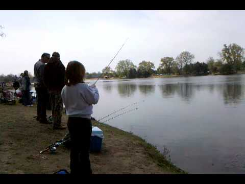 Kira Fishing